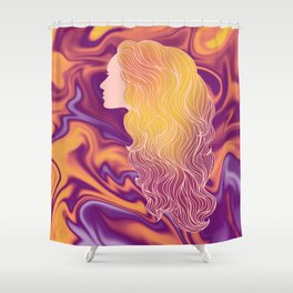 I'M YOUR HUNNYBEE Shower Curtain
