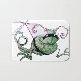 Flying Bullfrog Bath Mat
