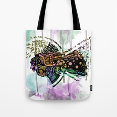 Indian Woman Tote Bag