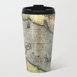 The Pacific Ocean 1589 Travel Mug
