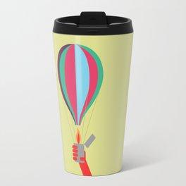 rock air balloon Travel Mug