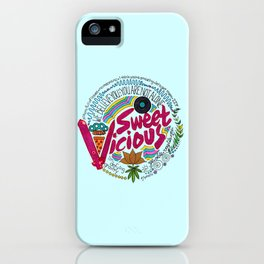 Sweet/Vicious iPhone Case