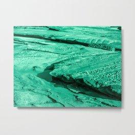 Greenstone Metal Print