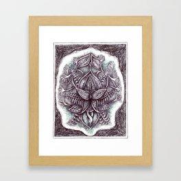 Imaginary Botany Framed Art Print