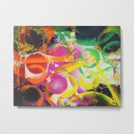 Art Nr 102 Metal Print