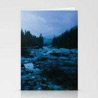 west coast Stationery Cards featuring West Coast by ILIA PHOTO + CINEMA