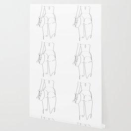 sk8 girl Wallpaper