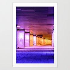 Urban Color….. Art Print