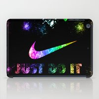 lakers iPad Cases featuring NIKE by Bilqis