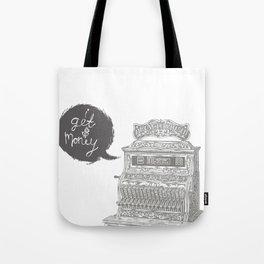 cash register Tote Bag