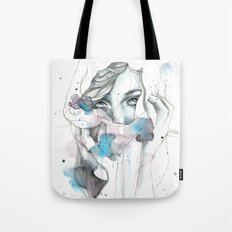 Scarf Tote Bag
