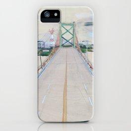MacKay Bridge iPhone Case