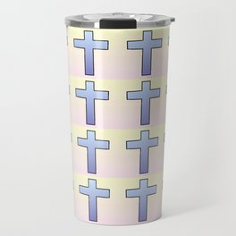 Christian Cross 47 Travel Mug