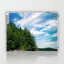 Long Island, Washington Sky Laptop & iPad Skin