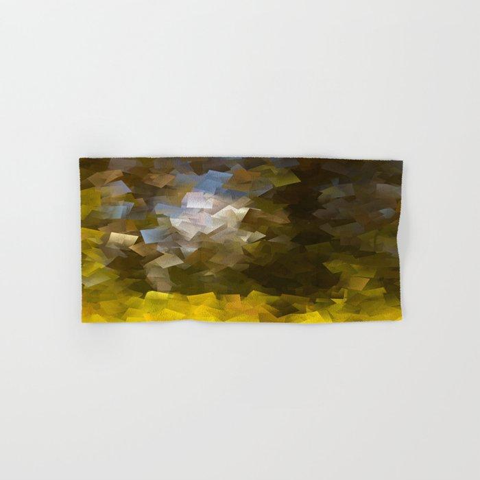 Abstract IV #decor #society6 Hand & Bath Towel