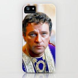 Richard Burton as Anthony iPhone Case