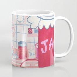 Baking Nan Coffee Mug