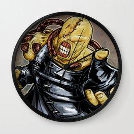 Nemesis: Resident Evil Wall Clock
