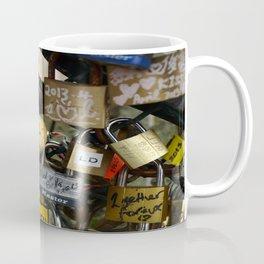 love's padlock2 Coffee Mug