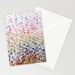Holographic Bubblewrap Stationery Cards