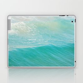Beach photograph. Hermosa Beach. Lull Laptop & iPad Skin