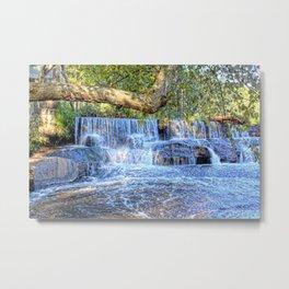 Cedar Falls Metal Print
