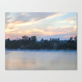 Sunrise at Shiloh II Canvas Print