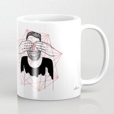 You close my eyes Mug