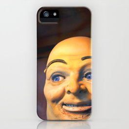 Mechanical Man iPhone Case