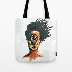 Depth Perception  Tote Bag