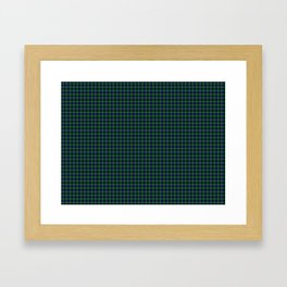 MacIntyre Tartan Framed Art Print