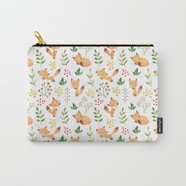 Foxy Fun Carry-All Pouch