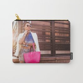 Meatpacking and Fashion Carry-All Pouch