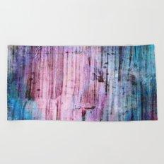 Abalone Mermaid Shell Beach Towel