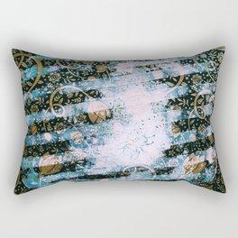 Full Harvest Moon Rectangular Pillow