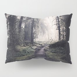 Magical Washington Rainforest Pillow Sham