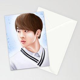 BTS - Jin Stationery Cards