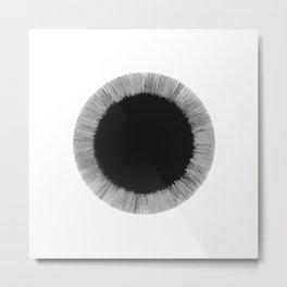 Xylo Plain Metal Print