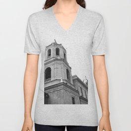 Cebu Metropolitan Cathedral Unisex V-Neck