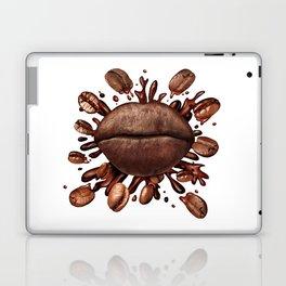 Coffee Lips Laptop & iPad Skin