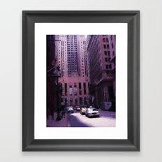 CBOT Framed Art Print