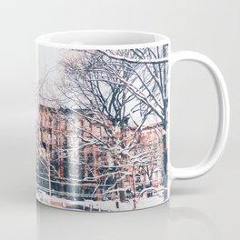 New York City - Winter Coffee Mug
