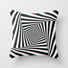For your eyes only. Throw Pillow
