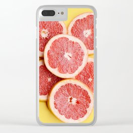 vitaminC Clear iPhone Case