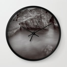 The Lapse Wall Clock