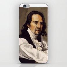 Alexander Hamilton iPhone & iPod Skin
