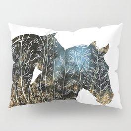 Autumn Horses II Pillow Sham