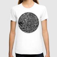 moriarty T-shirts featuring MEMENTO MORIARTY by Allison Kolarik