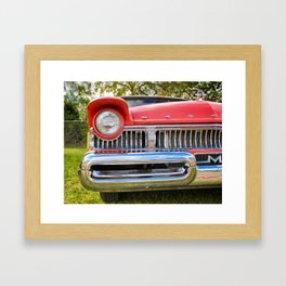 Up close and personal! Framed Art Print