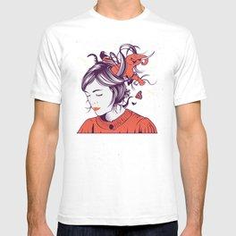 Natalia's world T-shirt